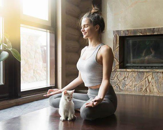 Духовные преимущества йоги (асаны и пранаяма)